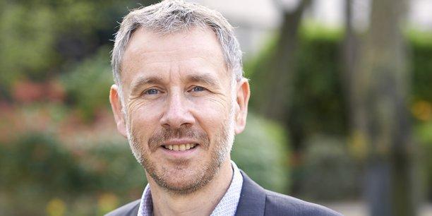 Philippe Mayol, directeur général de la fondation Terre Solidaire