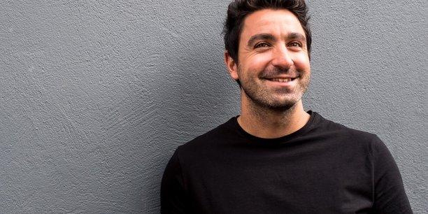 Florian Delifer, fondateur d'OfficeRiders(*).