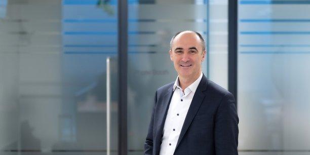 Selon Franck Bouétard, «la 5G pourrait constituer un puissant moyen pour redémarrer l'économie et favoriser la réindustrialisation ».