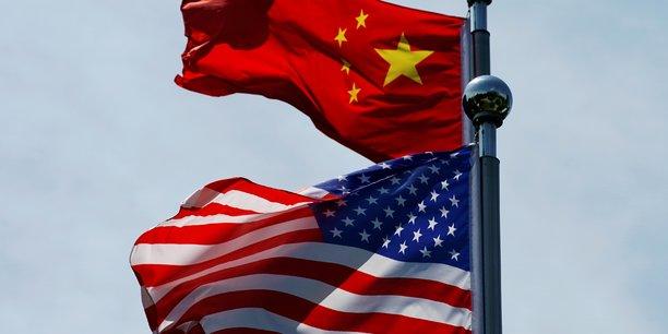 Commerce: washington et pekin conviennent de renforcer la cooperation[reuters.com]