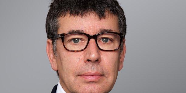 Sylvain Hasse, directeur exécutif des services corporate de BNP Paribas Real Estate