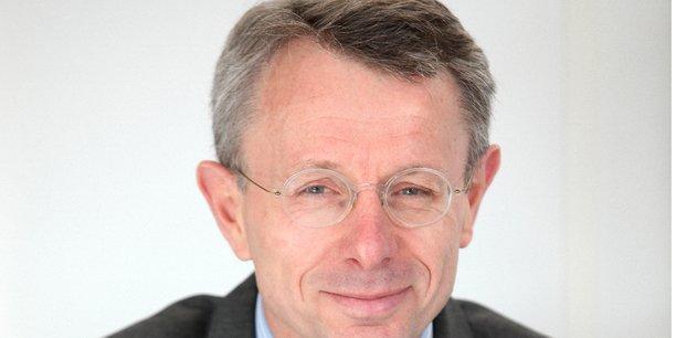 Jean-François Vitoux est à la tête de GDP, un groupe familial gestionnaire d'EHPAD.