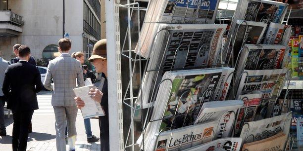 Presstalis assure la distribution des quotidiens nationaux et de 60% de la presse magazine.