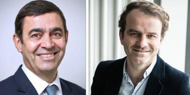 François Jay est le Président exécutif d'Ebano Finance, et Hugues de La Forge, Avocat Associé du Cabinet FIDAL, en est le responsable Afrique et PPP international.