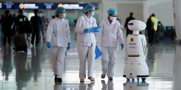 COVID-19 : les robots peuvent-ils nous aider à surmonter la crise ...