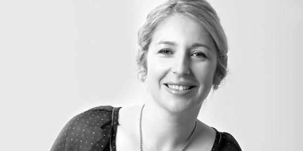 Ophélie Laboury-Barthez, présidente du cabinet Myriagone Conseil (Montpellier)