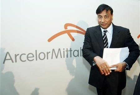 Lakshmi Mittal, le PDG d'ArcelorMittal - Copyright Reuters