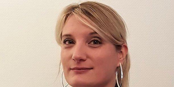 Aurélie Luttrin, présidente de Nomolex Performance.