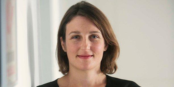 Cassandre Pignon, directrice régionale pour l'Afrique du Nord et de l'Ouest pour IDinsight,