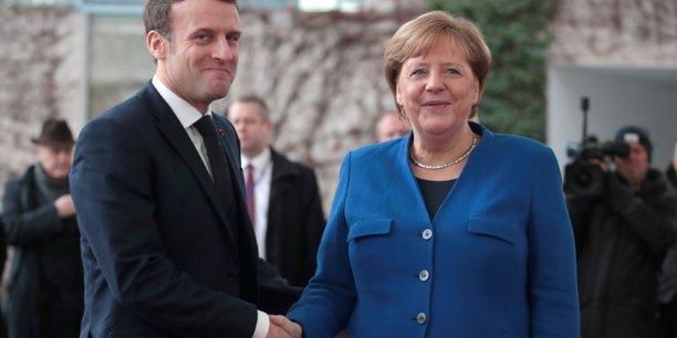 La Commission européenne a indiqué se réjouir de la proposition franco-allemande.