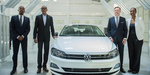 De l'Afrique du Sud au Maroc, passant par le Rwanda, les constructeurs automobiles se déconfinent.