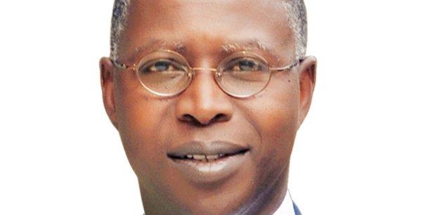 Mahammed Boun Abdallah Dionne, ingénieur économiste, ancien Premier ministre du Sénégal, et actuellement ministre d'Etat, Secrétaire général de la Présidence de la République.