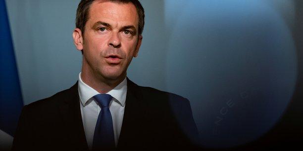 Le ministre des Solidarités et de la Santé, Olivier Véran.