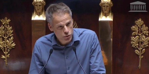 Le député de Haute-Garonne, Sébastien Nadot, fait partie des 17 députés du nouveau groupe parlementaire Écologie Démocratie Solidarité.