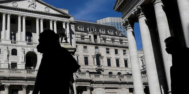 La boe ferme un guichet d'urgence pour les banques faute de demande[reuters.com]