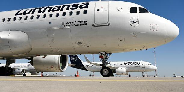Le plan de sauvetage de lufthansa bute sur les commandes a airbus[reuters.com]