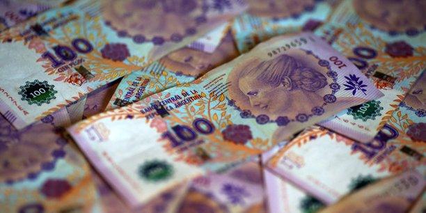 L'argentine a fait defaut sur $503 mlns de dollars de dette, annonce moody's[reuters.com]