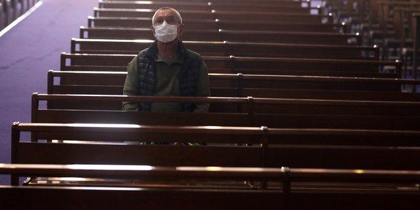 Coronavirus: la france permet la reprise des rassemblements religieux[reuters.com]