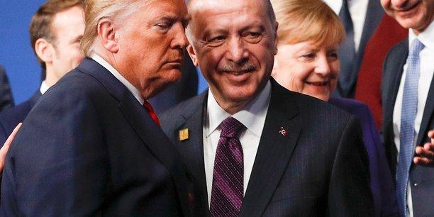 Turquie et libye au menu d'une discussion entre trump et erdogan[reuters.com]
