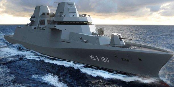 Naval militaire allemand : ThyssenKrupp Marine Systems en confinement stratégique (2/2)