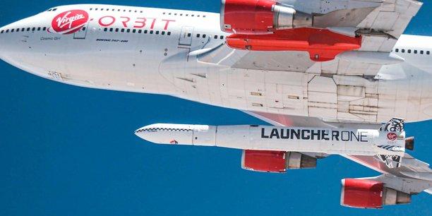 Spatial : le premier lancement aéroporté de Virgin Orbit est un échec