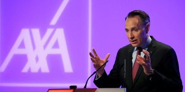 Pour Thomas Burberl, directeur général d'Axa, la trajectoire est positive pour 2021.