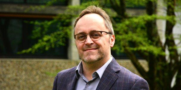 Lionel Larré élu président de l'Université Bordeaux Montaigne