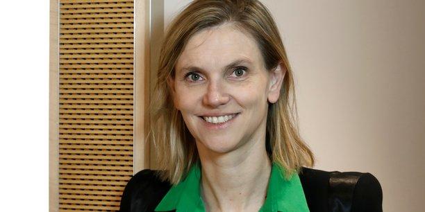 Agnès Pannier Runacher, la secrétaire d'Etat à l'Economie.