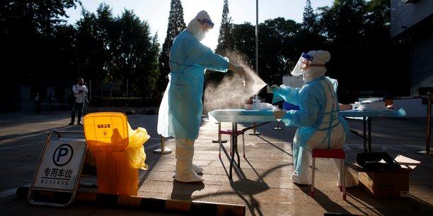 Coronavirus: un seul nouveau cas de contamination signale en chine[reuters.com]