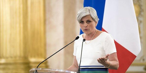 Sophie Panonacle, députée (LREM) de la 8e circonscription de Gironde, qui couvre le bassin d'Arcachon.