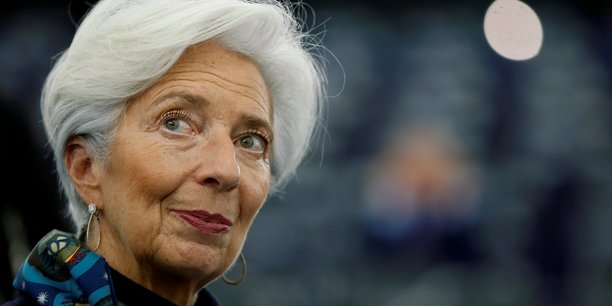 Contraction de 8% a 12% en vue dans la zone euro en 2020, declare lagarde[reuters.com]