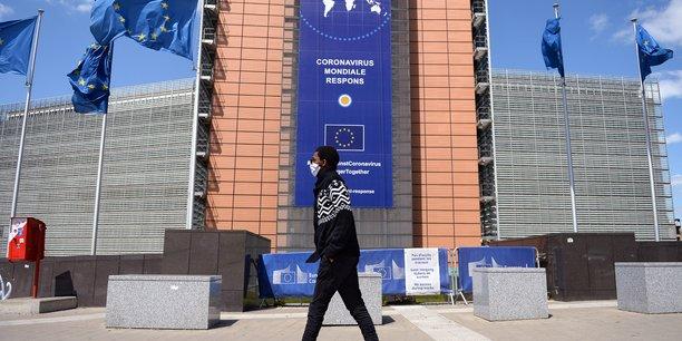 Coronavirus: le plan de relance de la commission s'eleverait a 750 milliards d'euros[reuters.com]