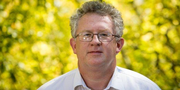 Jérôme Garnache-Creuillot, PDG d'Europlasma