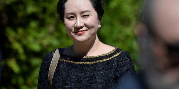 La directrice financiere de huawei perd une manche dans sa bataille contre son extradition vers les usa[reuters.com]
