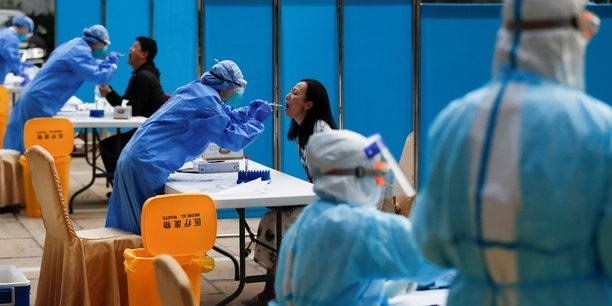 Coronavirus: la chine fait etat de deux nouveaux cas[reuters.com]