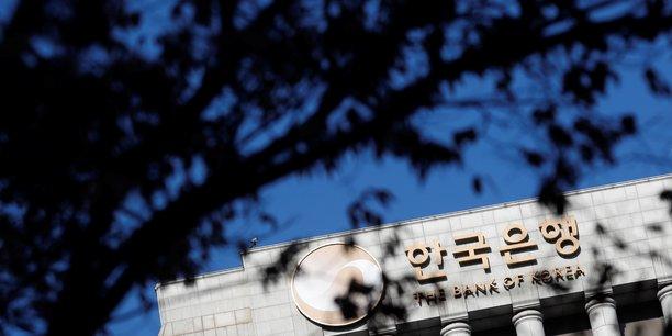 La coree du sud abaisse son taux directeur a un plus bas de 20 ans[reuters.com]