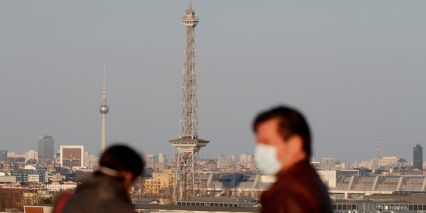 L'allemagne devrait connaitre une recession de 6,6% en 2020, selon l'institut ifo[reuters.com]