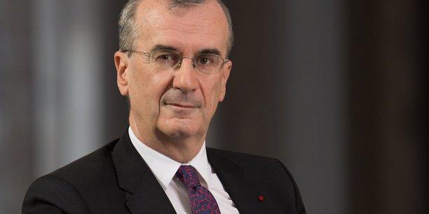 La rentabilité des banques françaises encore trop faible, pointe le gouverneur de la Banque de France