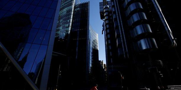 Londres met l'ue en garde contre le risque de s'automutiler dans le secteur financier[reuters.com]