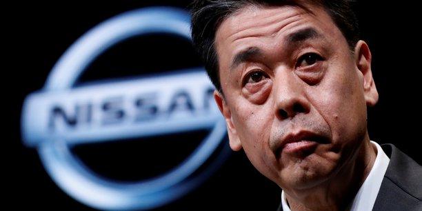 Nous devons accepter de reconnaitre nos erreurs, a déclaré Makoto Uchida, actant la rupture avec les années Ghosn.