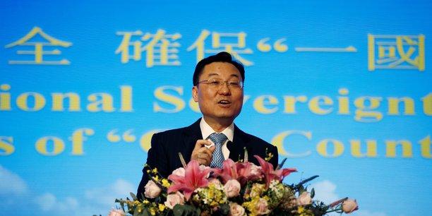 Hong kong: la chine prete a riposter a des mesures de washington[reuters.com]