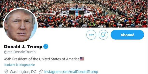 Trump cherche à museler les réseaux sociaux avant la présidentielle, Twitter contre-attaque !