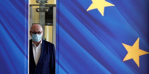 Coronavirus: la commission europeenne propose un fonds de 15 milliards d'euros pour les entreprises strategiques[reuters.com]
