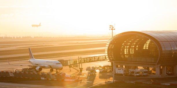 Le terminal 2E de CDG.