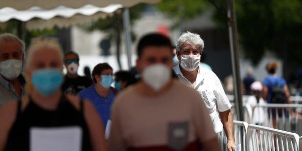 Deux deces supplementaires lies au coronavirus en 24 heures en espagne[reuters.com]
