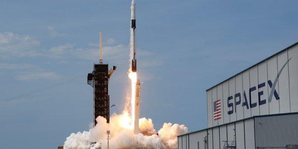 Usa: la fusee spacex a decolle de cap canaveral[reuters.com]