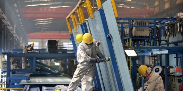 Chine: l'activite du secteur manufacturier progresse encore en mai[reuters.com]