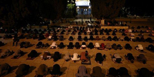 Coronavirus: reouverture de l'esplanade des mosquees a jerusalem[reuters.com]