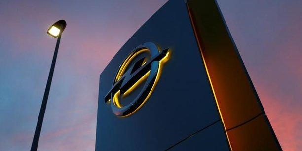 Opel produira un modele psa dans son usine de russelsheim[reuters.com]