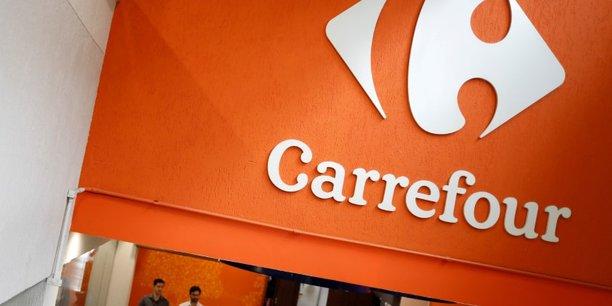 Carrefour rachete 224 magasins de proximite a taiwan[reuters.com]